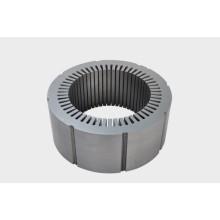 Silicon laminate motor core material