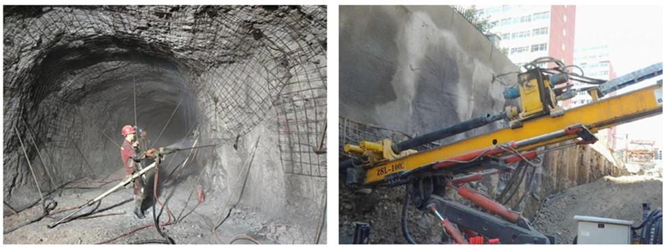 underground mining bolts