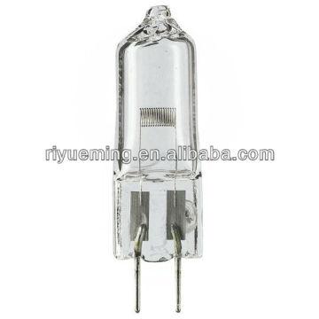 halogen stage studio projector bulb 100W 12V capsule lamp G6.35