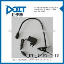 LED GOOSENECK CLIP LAMP DT-FLEX-C-1W