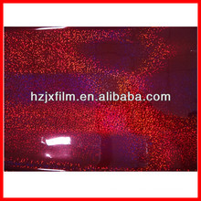 Multi - Colorful PET Sequin Film/laser film