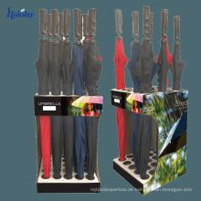 Hochwertiger Papp-Golfschläger-Ausstellungsstand, Golfschläger-Ausstellungsständer