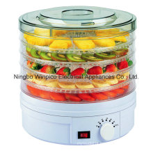 Máquina de secagem elétrica do fruto do desidratador do alimento de 5 camadas