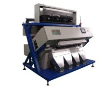 84 Channel, ~220v / 50hz Color Sorter Machine For Industrial Products, Beans, Nuts