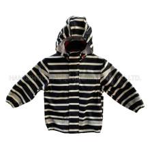 Zebra Reflektierende PU Regenjacke / Regenmantel