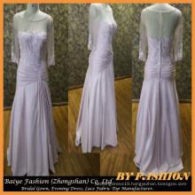 Beautiful Pink Mother Wedding Dress Big Ass In Evening Dress Photos BYE-14088