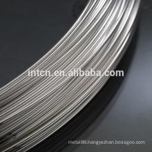 Electric contact material silver cadmium oxide AgCdO wires