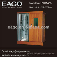 Far Infrared Sauna Steam Shower Room For 1 Person (DS204F3)