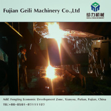 Induction Furnace for Steel Making Process