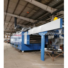 Textile DYING Tubular Fabric Dryer Drying Machine