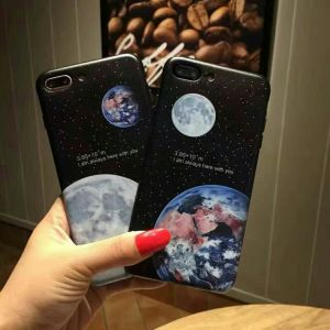 TPU IMD phone case for Iphone