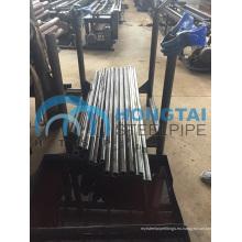 Tubo de acero sin costuras de precisión de acero DIN2391 St52
