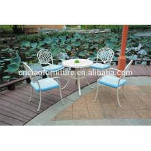 Muebles de jardín de aluminio fundido de lujo Lakeside