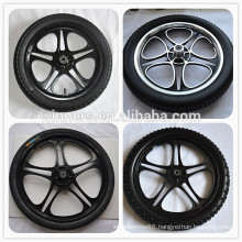 16 inch 20 inch alloy wheels for push bikes