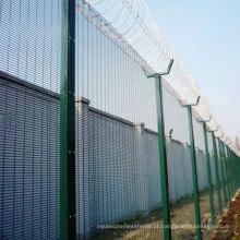 Cerca da prisão da anti escalada / cerca de 358 seguranças / nenhuma cerca da escalada