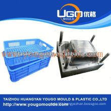 zhejiang taizhou huangyan plastic food container moulding and 2013 New household plastic injection tool box mouldyougo mould