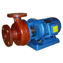Pompe centrifuge en acier de verre anti-corrosif