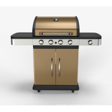 4 Brenner Gas Grill BBQ Made in China mit hoher Qualität
