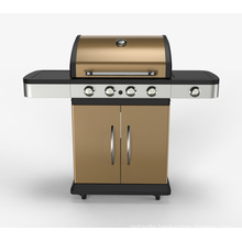 4 Burner Gas Grill BBQ Made in China with High Quality