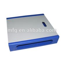 Kundenspezifische Blechstanzen elektrische Verteilerkasten