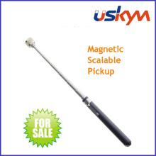 Strong magnético Pickup parafusos Escalable coletor sonda ferramenta de reparo Rod