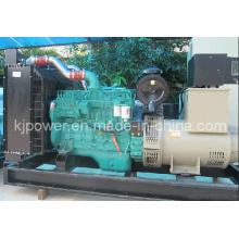 Ensemble de générateur diesel de type ouvert avec Cummins Engine (6LTAA8.9-G2)