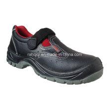 Haben eine unterschiedliche Gürtel Sandale Stil Sicherheitsschuh (HQ03027)