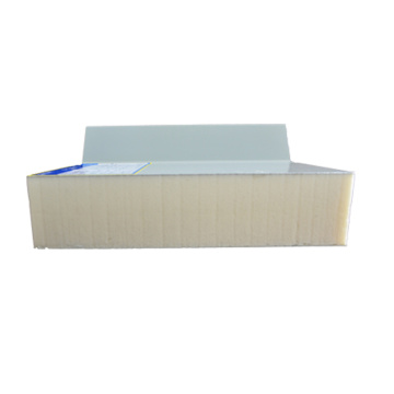 Color Steel Sheet Polyurethane Board Sandwich Panel Roof