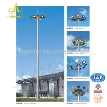 Стояночные осветительные столбы