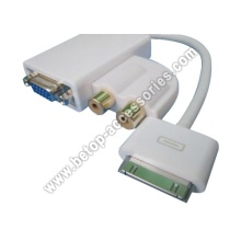 Apple iPhone iPad HDMI VGA Cable