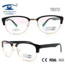 Colourful 2015 Beautiful Men Woman Tr90 Eyeglasses Frame (TR272)