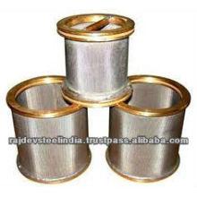 Diâmetro 5-0,025mm fio de aço inoxidável