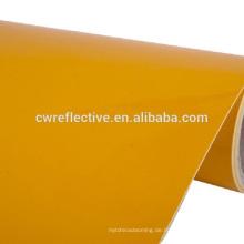 Visible reflektierende Vinyl Rollen / Blätter reflektierende Flex Banner Aufkleber Film für Fahrzeug und Messe