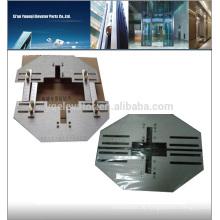 Aufzugsbearbeitungswerkzeuge, Aufzugsführungslineal, Höhenruderführer