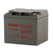 Gel Batterie 38ah 12V