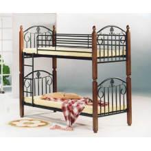 Metall Duoble Decker Einzelbett, Schlafzimmermöbel