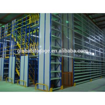 Heavy Duty Mezzanine of multi-layer system