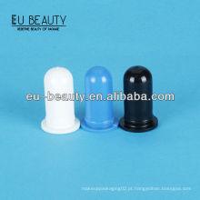 Lâmpada / tetina de PVC para frasco / garrafa de conta-gotas