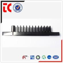Hochwertiger schwarzer Aluminium-Druckguss-Kühlkörper