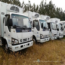 Truck4-5tons frigorífico Meat Cooling Van Truck