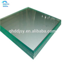 Unbreakable decoration laminated window glass