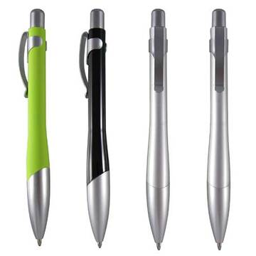 new promotional metal click ball pen