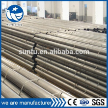 Prime quality carbon ERW steel tubing standard size