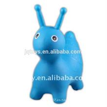 El mejor juguete inflable del animal de la vaca que despide