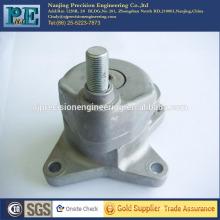 Fundición a troquel de aluminio cnc mecanizado piezas de montaje mecánico