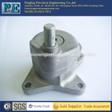 tumbled aluminium die casting cnc machining mechanical assemble parts