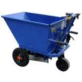 Pull Ash Dump Trolley