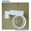 30W COB LED Schienen-Licht für Geschäft / Speicher-Beleuchtung