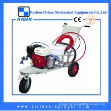 Benzin-Straßenmarkierungs-Maschine 3.5L mit Membranpumpe