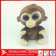 2015 new product big eyes soft toy big eyes animal toy